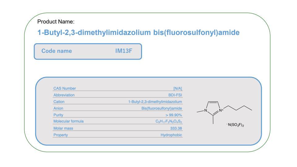 Product Name   IM13F    BDI-FSI