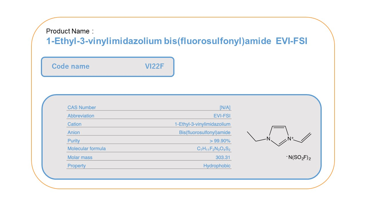 Product Name  VI22F     EVI-FSI